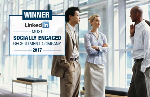 PageGroup è la società più influente in Linkedin